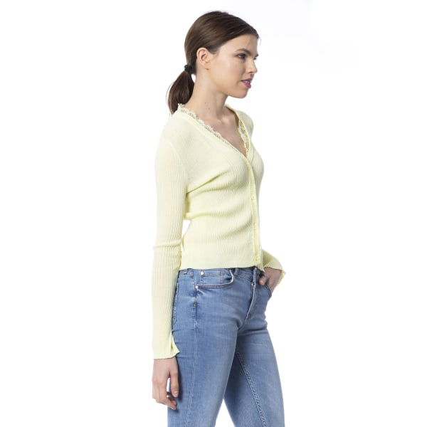 Pullover yellow Silvian Heach Woman L