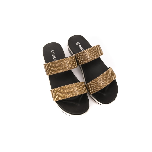 Sandals Beige Péché Originel Woman 38 EU - 5 UK