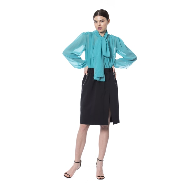 Shirt Green Silvian Heach Woman XS