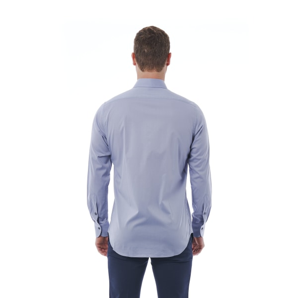 Shirt grey Bagutta Man 40