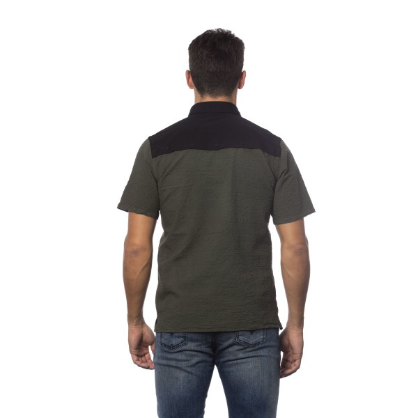 Shirt Military green Verri Man 40