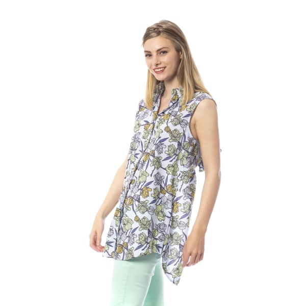 Shirt Multicolor Trussardi Woman UK 12 - L