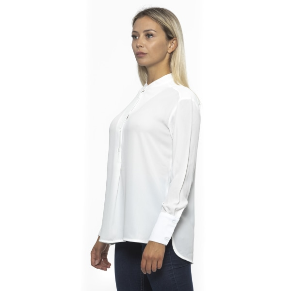 Shirt White Alpha Studio Woman 44