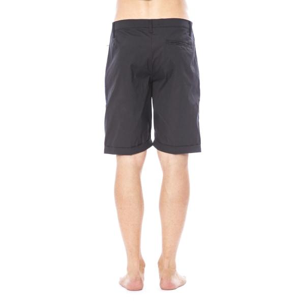 Short Black Verri Man 40