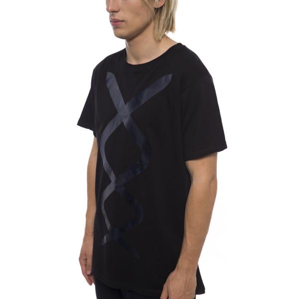 Short sleeve t-shirt Black Nicolo Tonetto Man