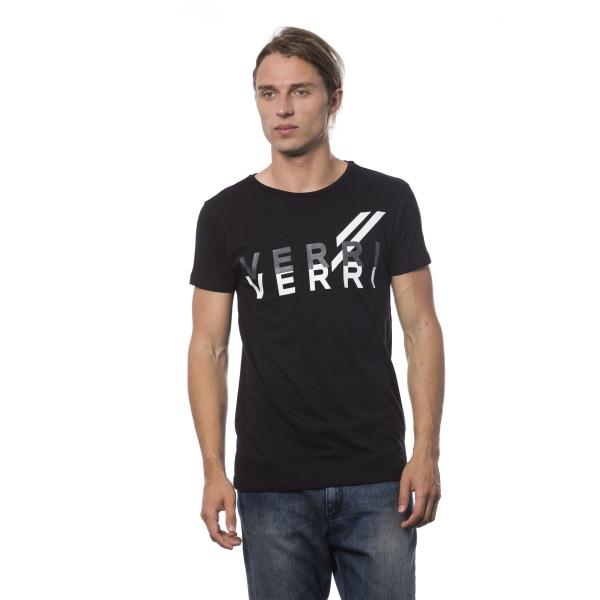 Short sleeve t-shirt Black Verri Man S