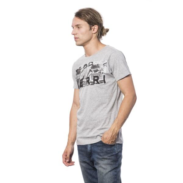 Short sleeve t-shirt grey Verri Man
