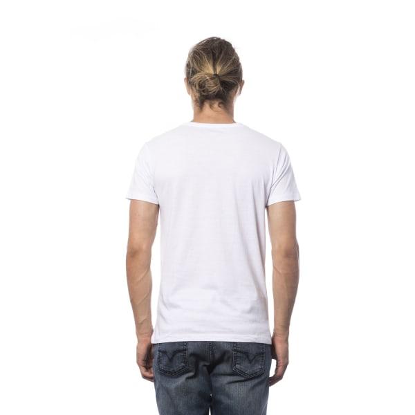 Short sleeve t-shirt White Verri Man S