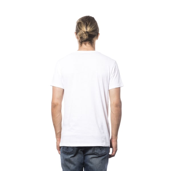 Short sleeve t-shirt White Verri Man XL
