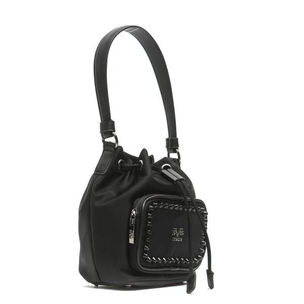 Shoulder bag Black Versace 19v69 Woman Unique