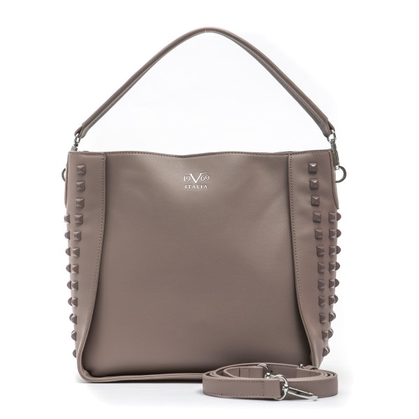 Shoulder bag grey Versace 19v69 Woman Unique