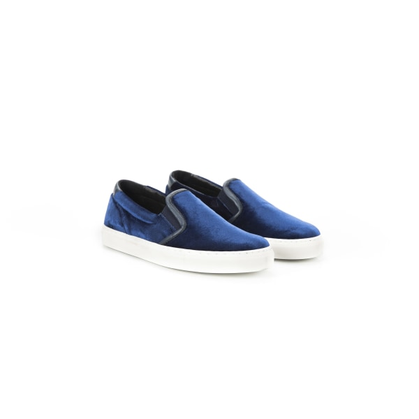 Sneakers Blue Uominitaliani Man 41