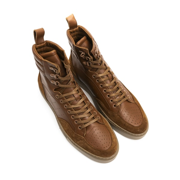 Sneakers Brown Cerruti 1881 Man 41