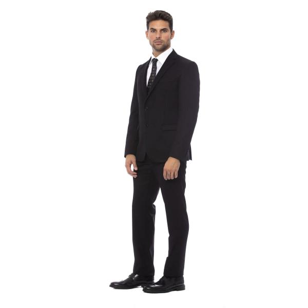 Suit Black Verri Man 56