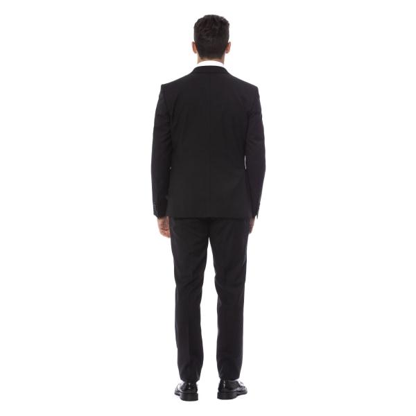 Suit Black Verri Man 4XL