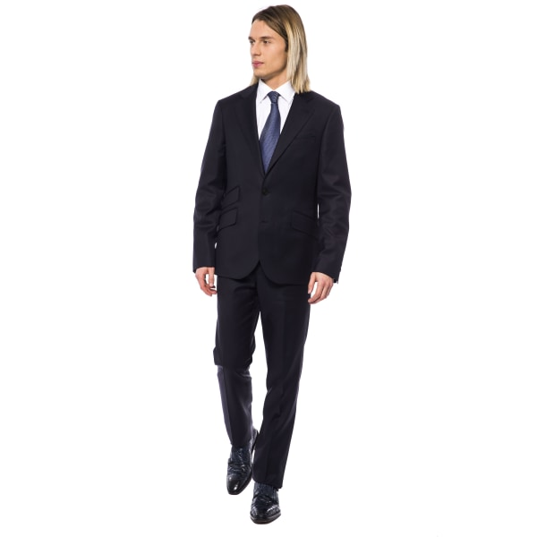 Suit Blue Billionaire Man L