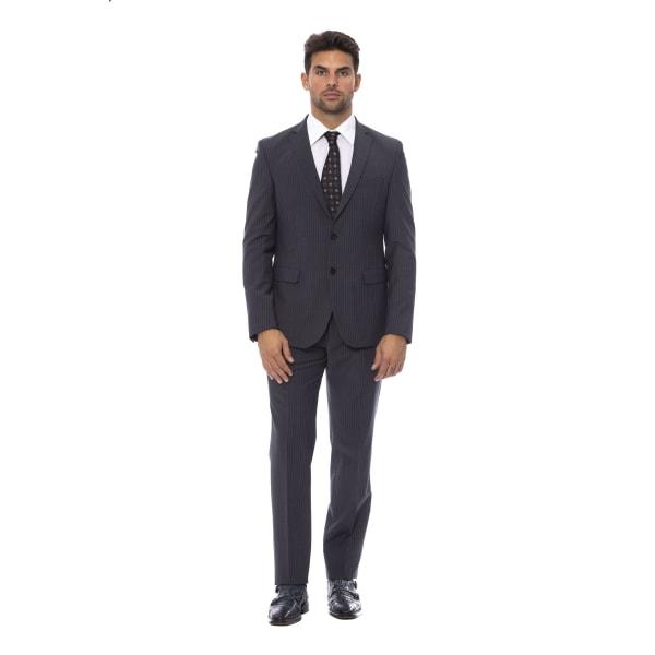Suit Blue Verri Man XXL