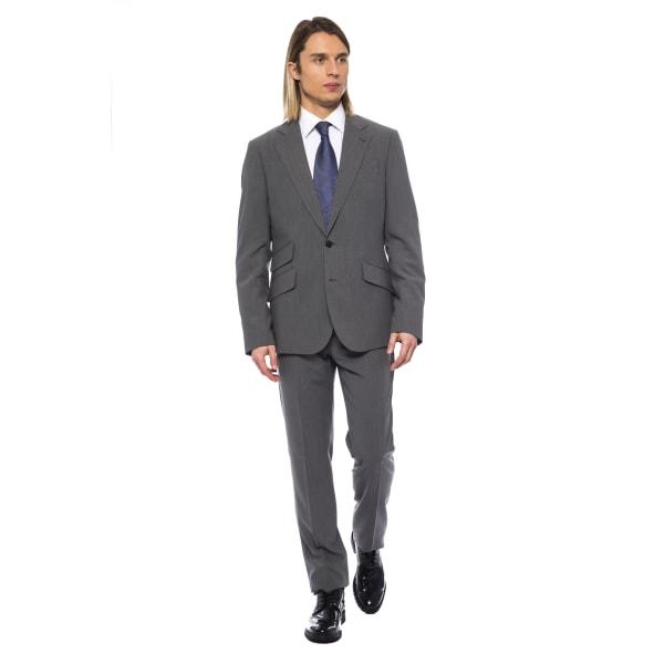 Suit grey Billionaire Man XL