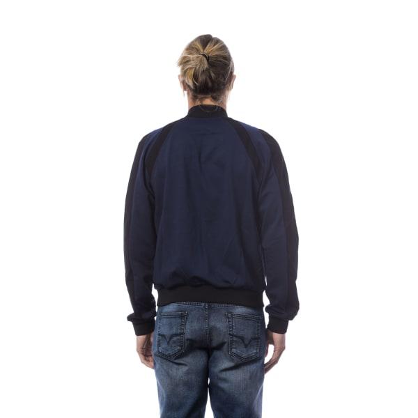 Sweatshirt Blue Verri Man S