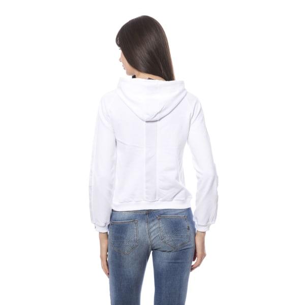 Sweatshirt White Roberto Cavalli Woman 3XL