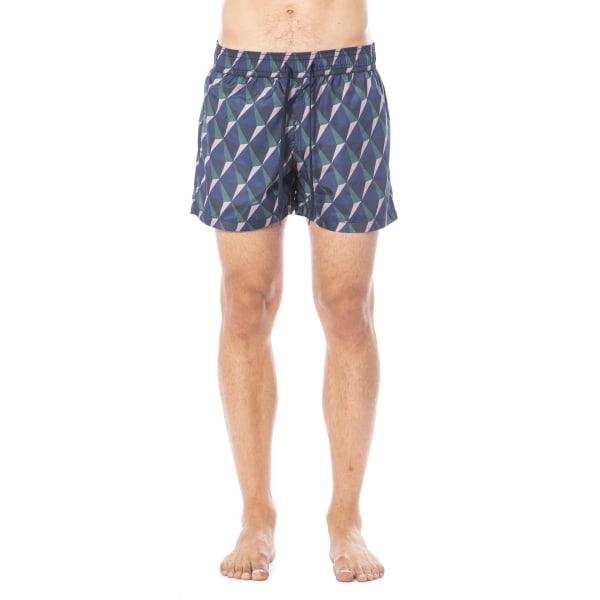 Swim short Multicolor Verri Man XXL