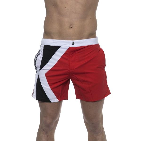 Swim short Red Karl Lagerfeld Man L