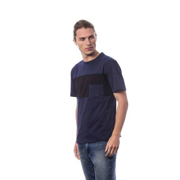 T-shirt Blue Verri Man S