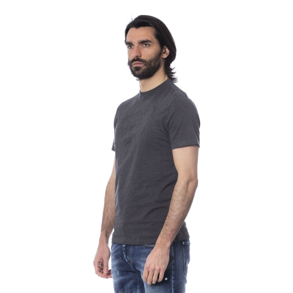 T-shirt grey Frankie Morello Man S