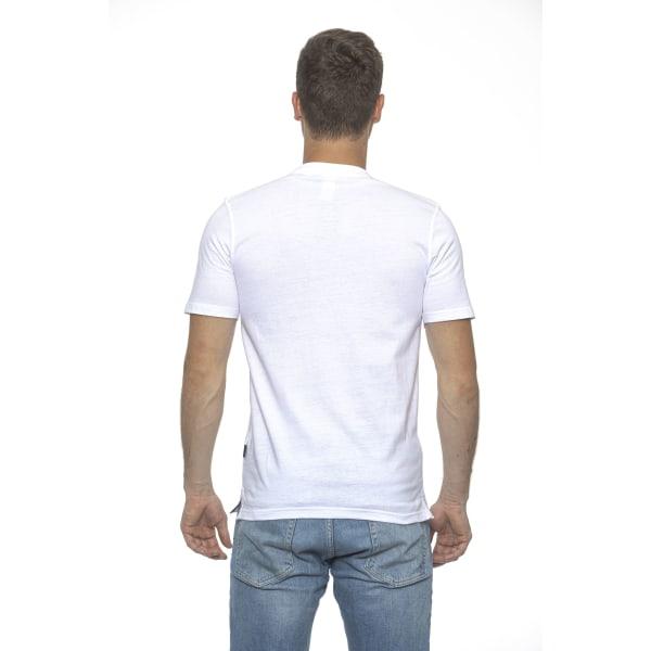 T-shirt White Versace 19v69 Man