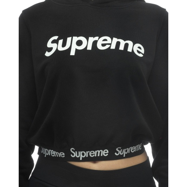 Tracksuits Black Supreme Grip Woman L