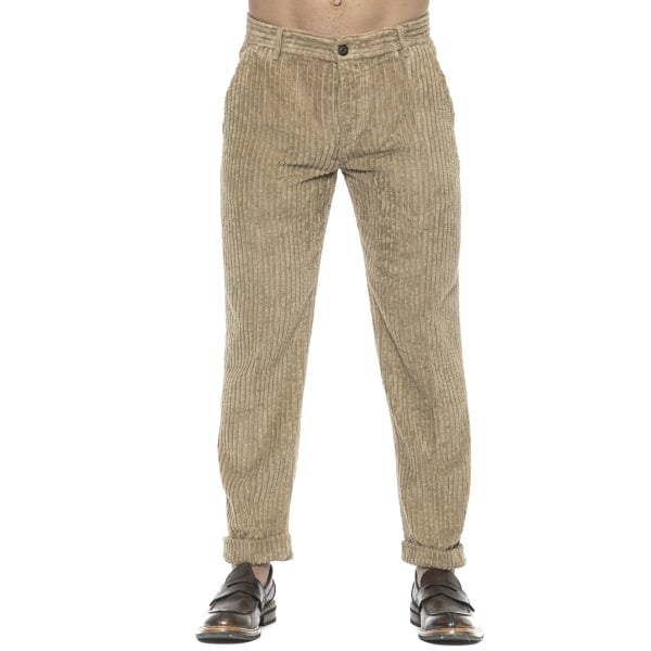 Trousers Beige Care Label Man 34