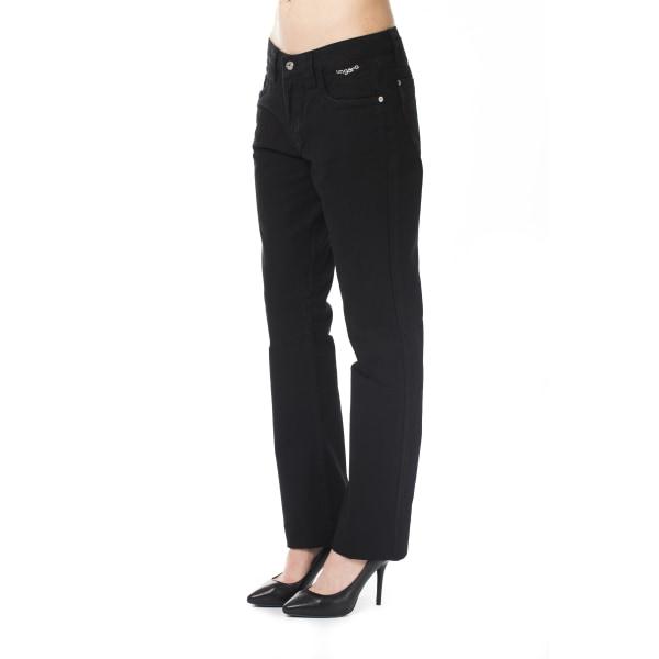 Trousers Black Ungaro Woman 32
