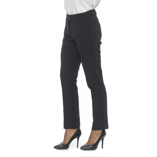 Trousers Blue Alpha Studio Woman 42