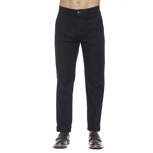 Trousers Blue Care Label Man 32