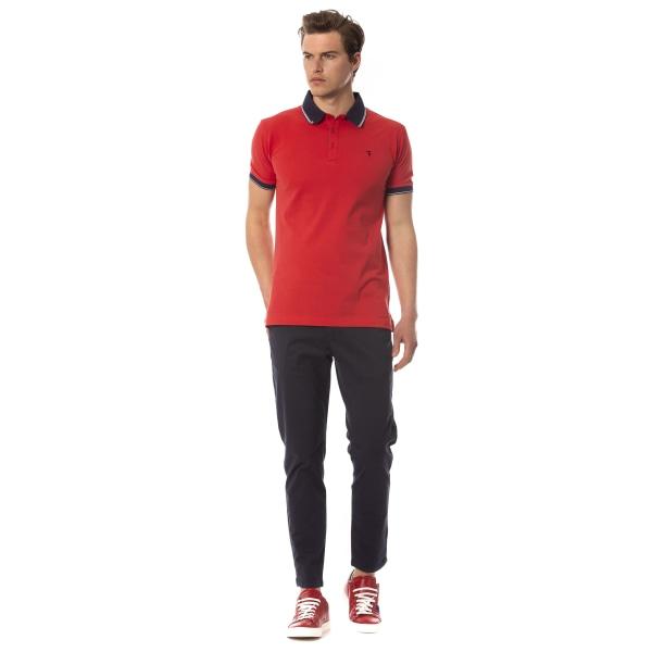 Trousers Blue Tru Trussardi Man 46