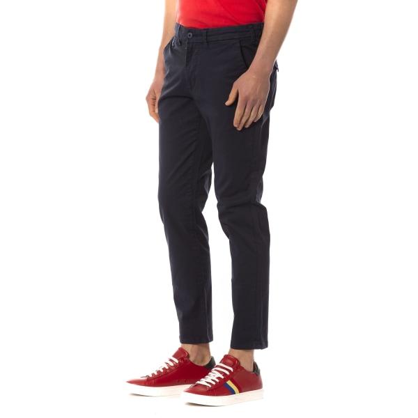 Trousers Blue Tru Trussardi Man 52