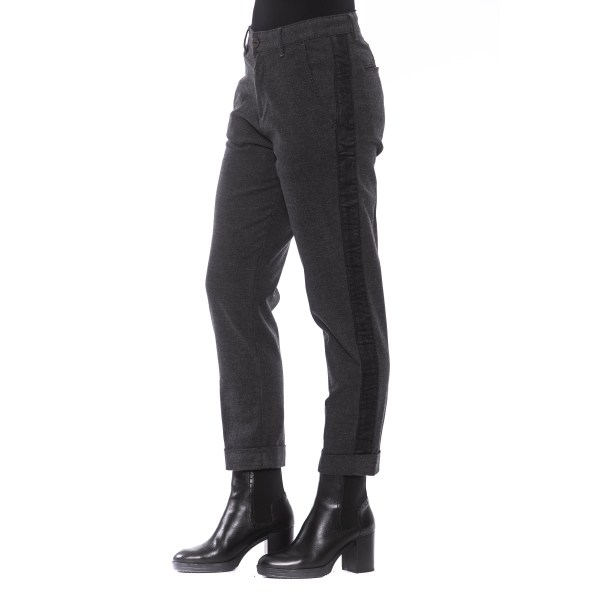 Trousers grey Care Label Woman 28