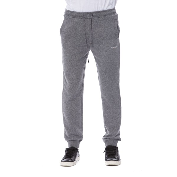 Trousers grey Roberto Cavalli Sport Man 4XL