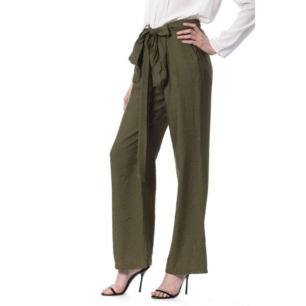 Trousers Military green Silvian Heach Woman 44