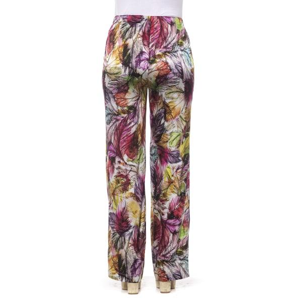 Trousers Multicolor Alpha Studio Woman UK 6 - XS