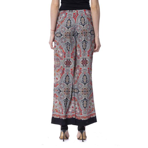 Trousers Multicolor Silvian Heach Woman XS