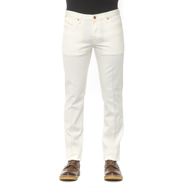 Trousers White PT Torino Man