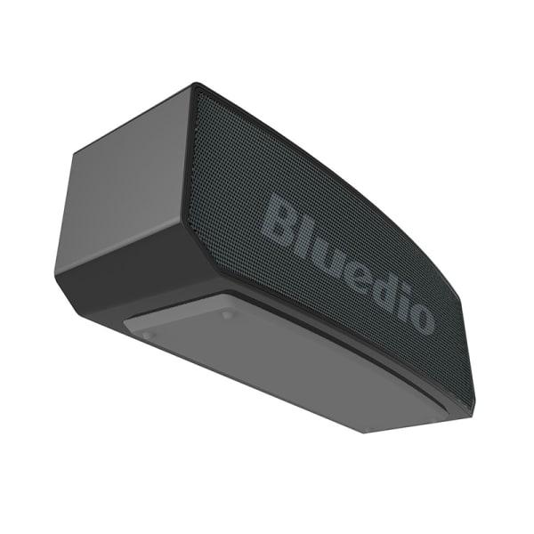 Bluedio BS-6 Bluetooth 5,0 högtalare med 3D Surround Svart