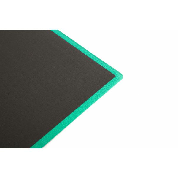 Nordic Gaming Guardian Golvskydd 120x100cm Black