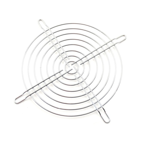 15 cm metalltrådsfingerskydd 150 mm CPU-fläkt DC-fläktgrill / skydd P.