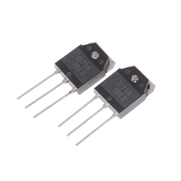 1 par (2st) Original 2SB688 & 2SD718 KEC Transistor B688 & D718