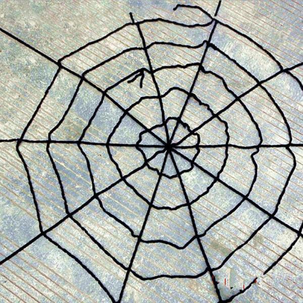 2020 Creativity Spider Web & Spider Halloween Fancy Dress Party