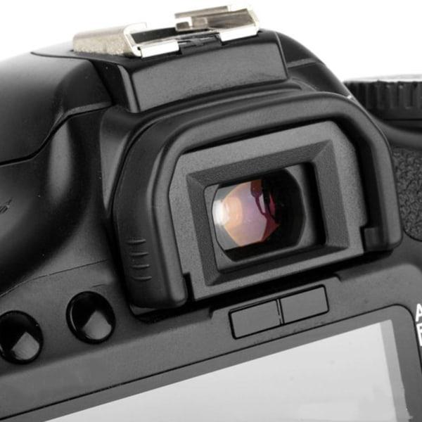 2st Gummiögonmugg ögonmuggsökare EF för Canon 650D 600D 50