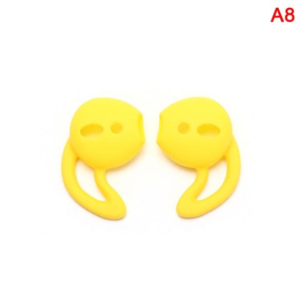 4st öronsnäckor i örat öronsnäckor hörlursfodral täcker hud för AirPod