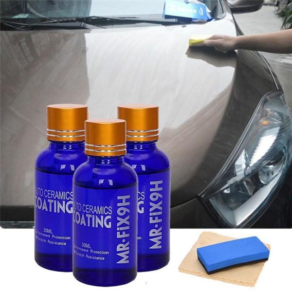 9H Nano Ceramic Car Glass Coating Liquid Hydrofob AntiScratc
